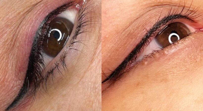 Eyeliner - Dipliner Nasıl Yapılır?